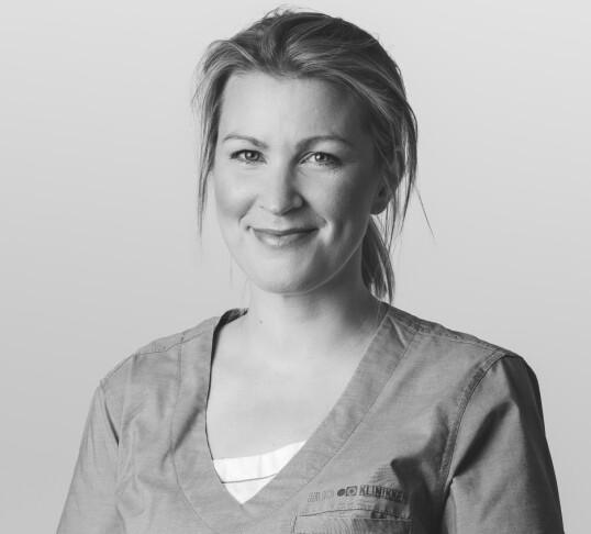 <strong>EKSPERT:</strong> Anne Birgitte Thomas Nordal, hudlege ved Hudklinikken. FOTO: Hudklinikken.