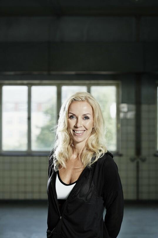 Lotte Arndal har mistet troen på kostholdsplaner som man likevel ikke klarer å følge. FOTO: Flemming Gernyx