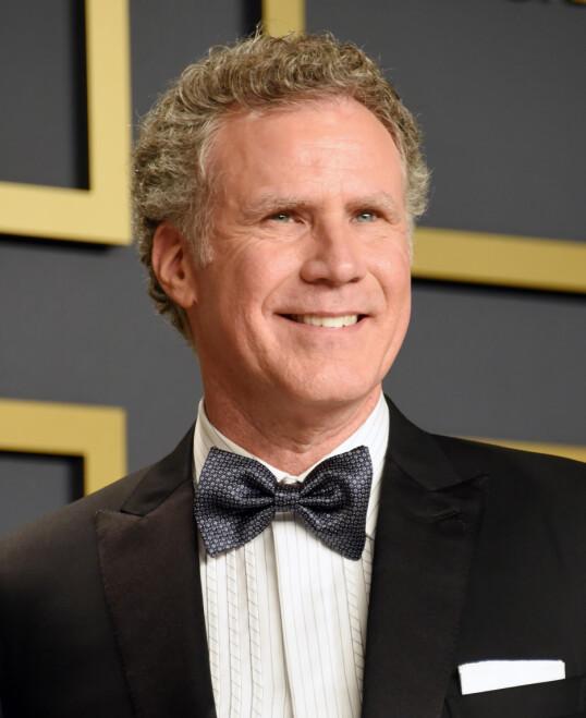 <strong>STAND BY YOUR ANCHORMAN:</strong> Will Ferrell på Oscar-utdelingen i 2020. Han er forøvrig lykkelig gift med sin svenske kone. FOTO: NTBScanpix
