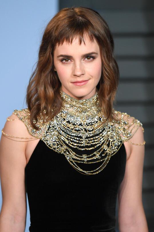 <strong>HJERTESUKK:</strong> Der Josh Hutcherson var forelsket i Emma Watson, var Emma selv forelsket i Tom Fenton, som hun spilte i Harry Potter med. FOTO: NTBScanpix