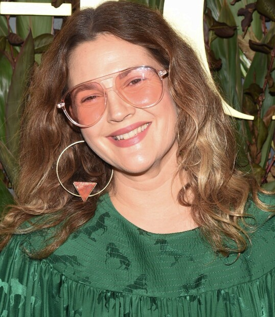 JA, JA: Vi snakkes vel. En gang ... Kanskje var det det Drew Barrymore tenkte etter daten med Christian Bale? FOTO: NTBScanpix