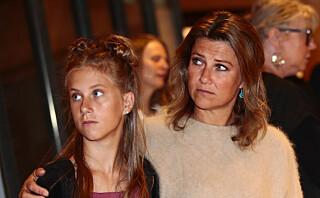 Prinsessedøtrene kjemper mot rasisme - hånd-i-hånd med sin mor!
