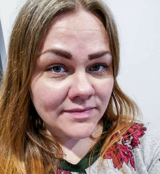 VELGER Å VÆRE TRO MOT SEG SELV: Laila vil ikke leve med undertrykte behov. FOTO: Privat