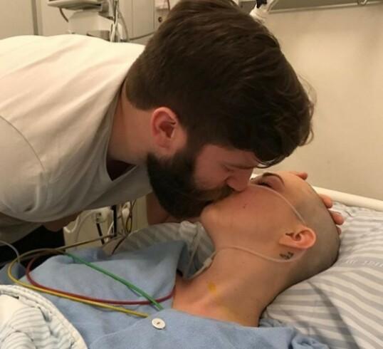 <strong>SYK:</strong> I desember 2018 skjønte danske Anne Smidt at noe var galt. Ett år senere fikk hun beskjed om at hun hadde uhelbredelig kreft. FOTO: Privat