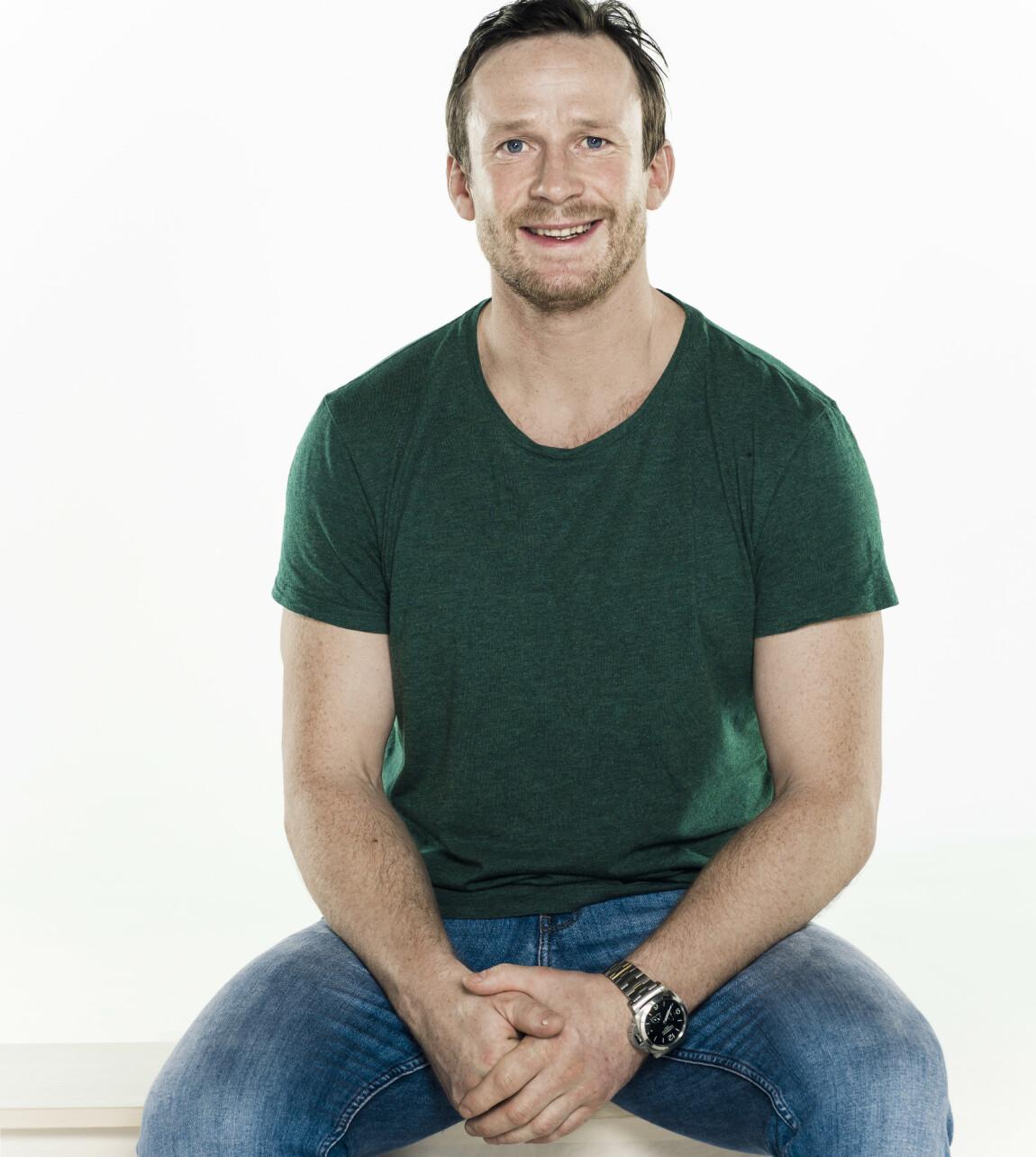 KKs treningsekspert Christian Torp