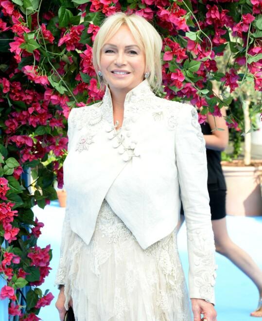 LETTER PÅ SLØRET: Judy Craymer avslører at Universal har som hensikt å gjøre triologi av «Mamma Mia!»-filmene. FOTO: Scanpix