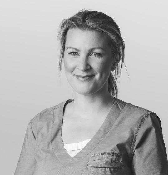 EKSPERT: Hudlege Anne Birgitte Thomas Nordal, ved Hudklinikken. FOTO: Privat/Hudklinikken
