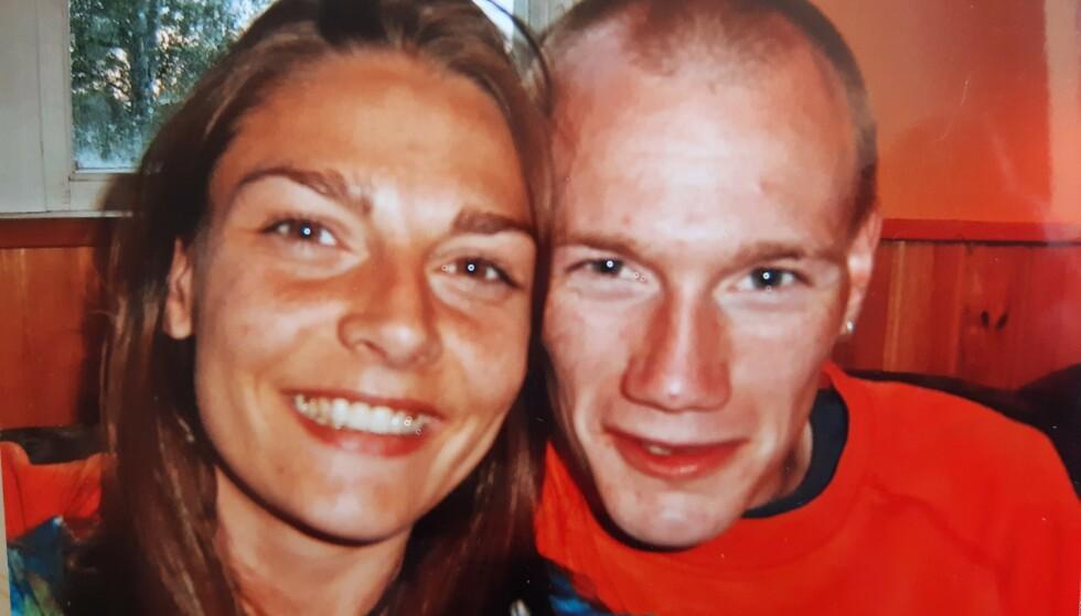 RUS: Mette Erland Finsådal og Sten Finsådal møttes da de begge slet med rus. I dag er livet et ganske annet. FOTO: privat