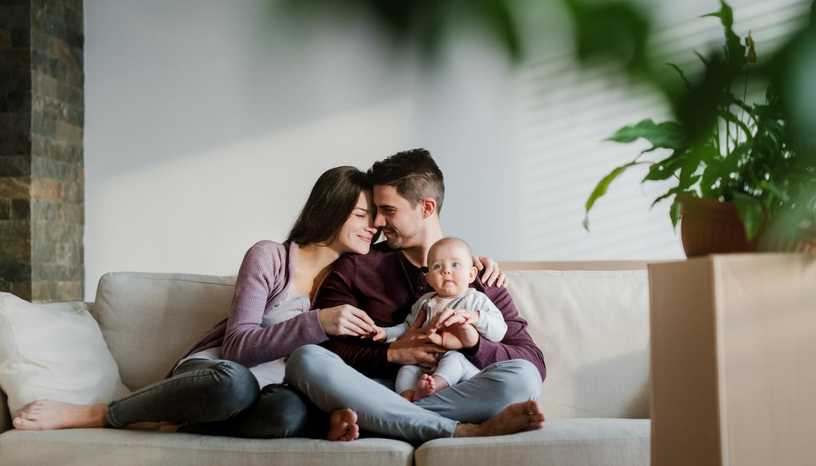 <strong>HJEMME BEST?:</strong> For mange par har korona-perioden vært svært positiv for forholdet - for andre, derimot, har den vært krevende og endt i brudd. ILLUSTRASJONSFOTO: NTB scanpix