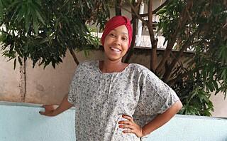 Aisha var 11 år på flukt: - Å komme til Norge var som å vinne i lotto