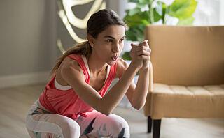 De 5 beste øvelsene for en sterk og stram rumpe