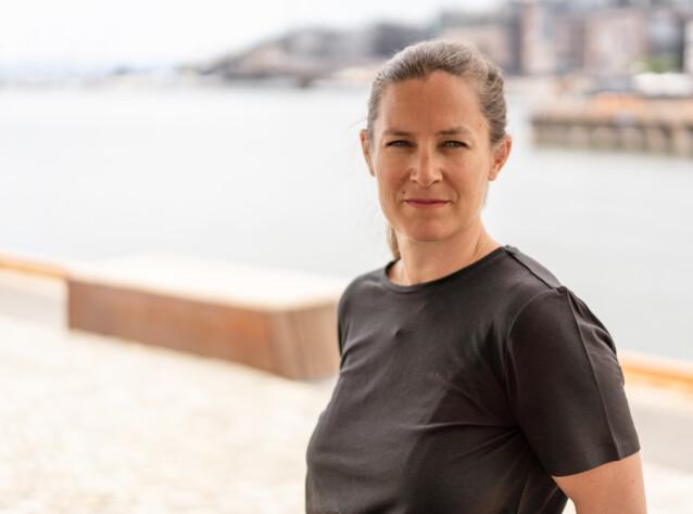 DÅRLIG KOMBINASJON: Randi Hagen Eriksrud, generalsekretær i foreningen Av-og-til, mener alkohol og båtføring er en dårlig kombinasjon. FOTO: Foreningen Av-og-til