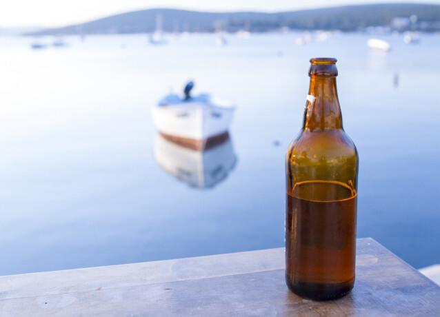 VANLIG SYN: Ifølge Marianne er drikking i båt vanlig. Tall fra respons Analyse vise at mange kjører båt i beruset tilstand. FOTO: NTBScanpix