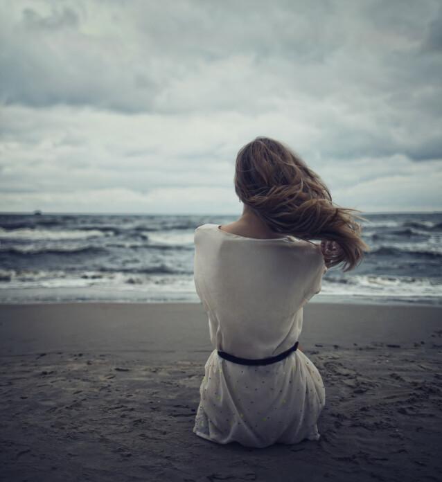 VONDE MINNER: «Marianne» forteller at hun ble redd for forandringen hun så hos faren da han drakk. FOTO: NTB Scanpix/illustrasjonsbilde