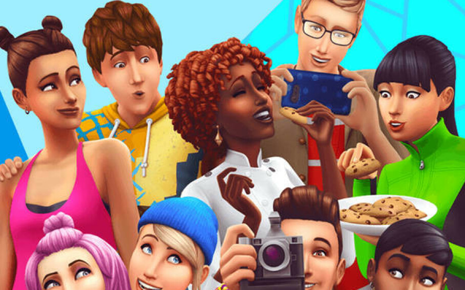 <strong>BLIR TV-PROGRAM:</strong> Nå blir The Sims til reality-tv. Foto: The Sims
