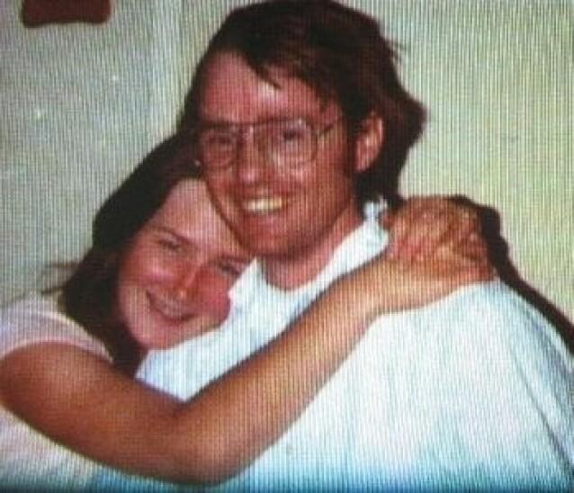 OFFER OG OVERGRIPER: Colleen Stan og Cameron Hooker fremstår som et lykkelig kjærestepar på dette bildet, tatt av førstnevntes mor. Dét kunne ikke vært lenger fra sannheten. FOTO: Twitter