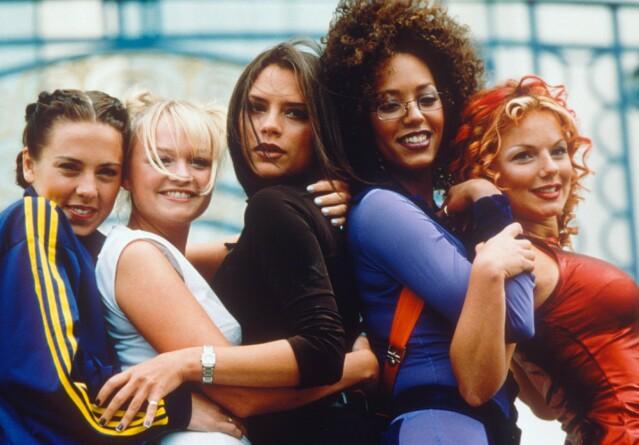<strong>FORBILDER:</strong> Både musikken og mottoet – «girl power» – til Spice Girls lever i beste velgående 20 år etter kvinnene gikk hver til sitt. FOTO: Scanpix