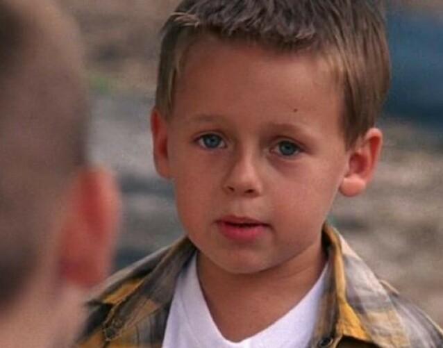 HJERTEKNUSER: Jackson Brundage stjal hjertene våre som Jamie Scott i «One Tree Hill». I dag er han 19 år gammel. FOTO: The CW