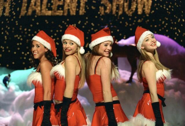 MINNEVERDIG: Hvem kan vel glemme The Plastics' litt frekkere versjon av julelåta «Jinglebells»? FOTO: Scanpix