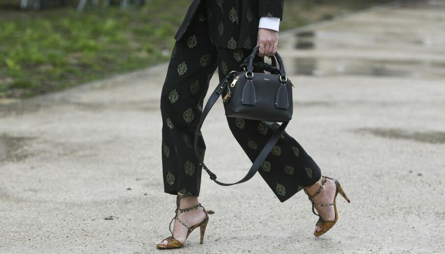 GODE TIPS: Stylist til stjernene, Yael Quint, deler noen gode tips til hvordan man kan oppnå en chic og tidløs garderobe. Foto: NTB Scanpix