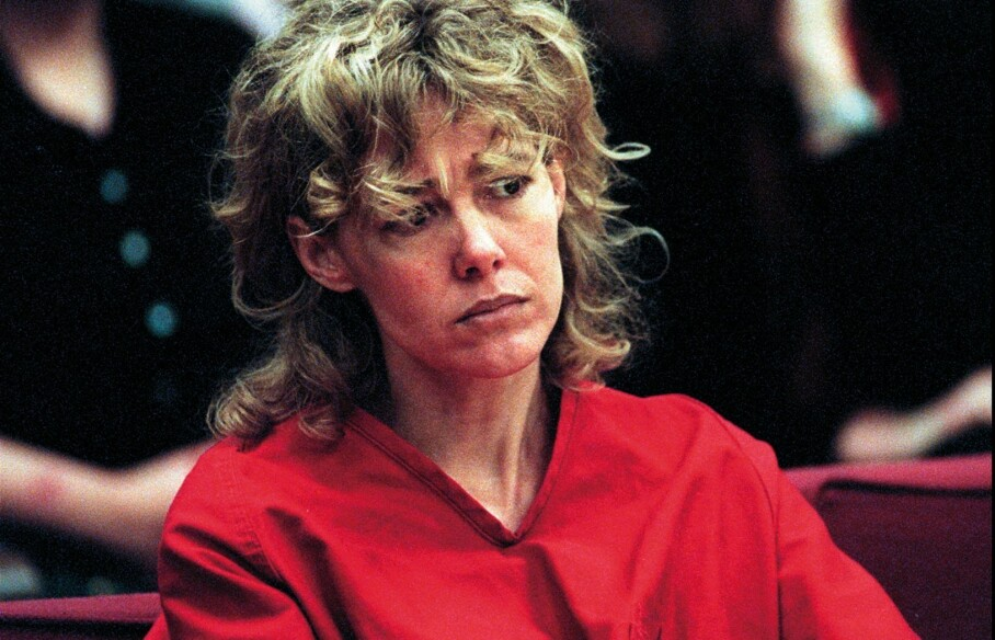 <strong>I RETTEN:</strong> Mary Kay Letourneau avbildet under rettssaken mot henne i 1998. Hun sa seg skyldig i to tilfeller av barnevoldtekt. FOTO: Scanpix