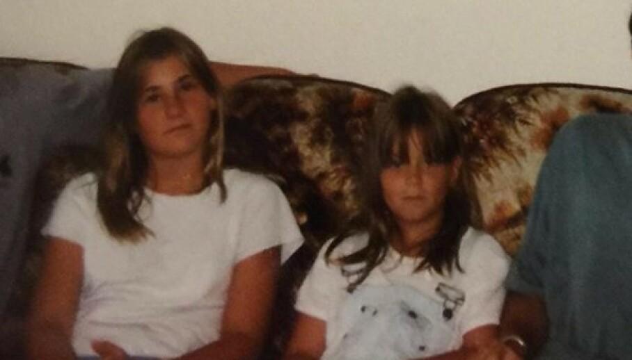 TRUE CRIME: Sarah Turney var 12 år da hennes fem år eldre storesøster Alissa forvant sporløst. I dag har hun viet livet sitt til å finne ut hva som skjedde den skjebnesvangre dagen i 2001. FOTO: Instagram