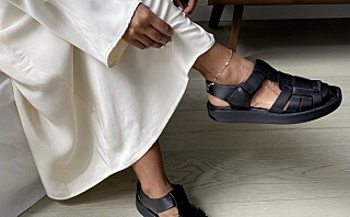 Denne sandaltrenden tar av på Instagram