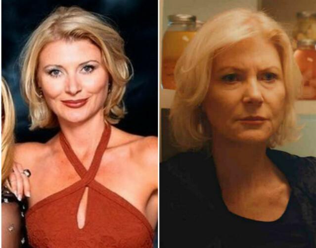 FØR OG NÅ: Broderick er like vakker i dag som for 20 år siden! Her er hun avbildet i 2000 til venstre og i 2020 til høyre. FOTO: ABC/Scanpix