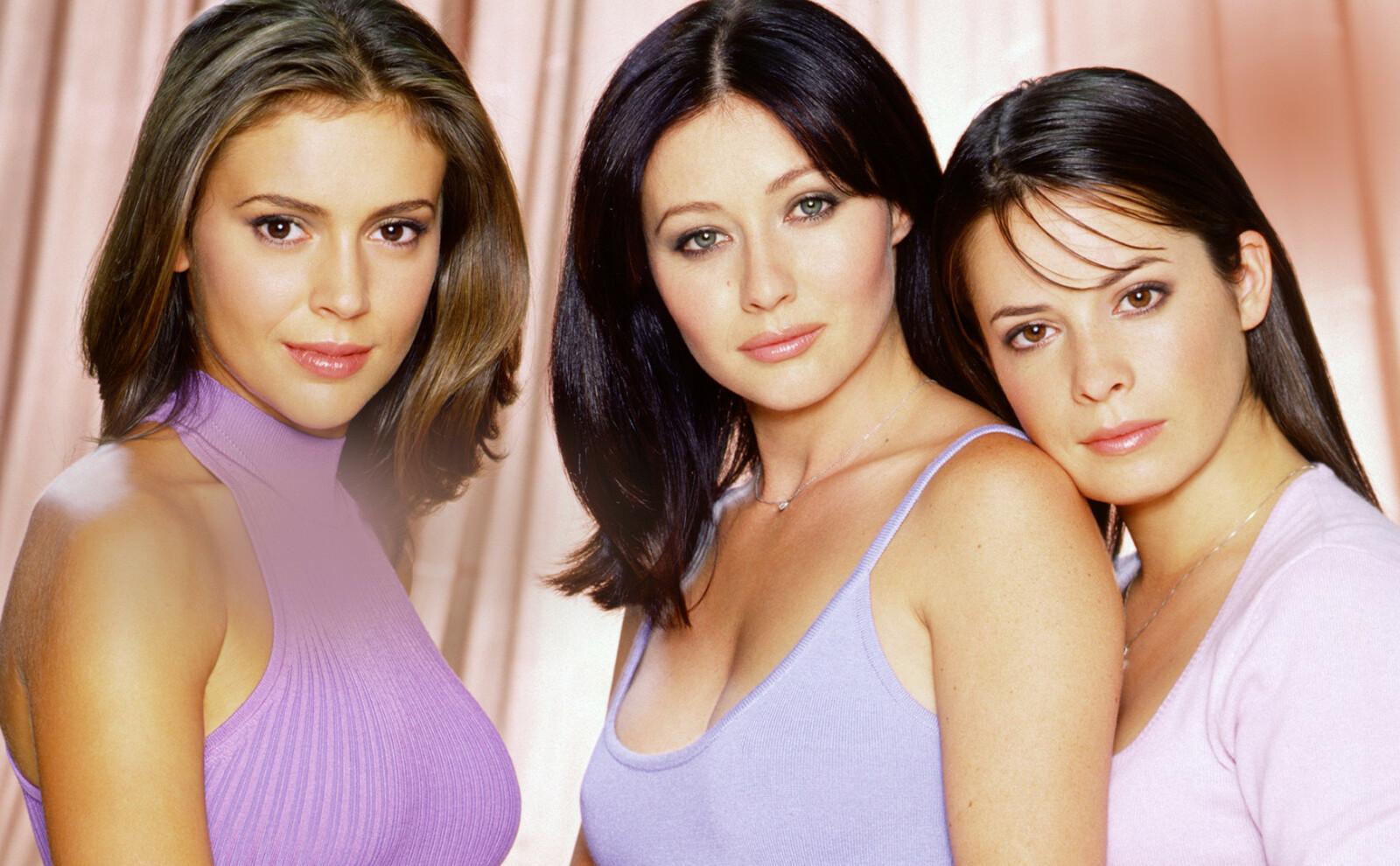 <strong>1998-2006:</strong> Mye har skjedd siden serien om de forheksede Halliwell-søstrene gikk på TV. FOTO: Scanpix