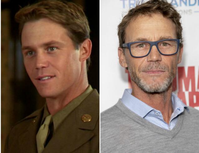 Brian Krause i 2002 til venstre, i 2020 til høyre. FOTO: Warner Bros./Scanpix