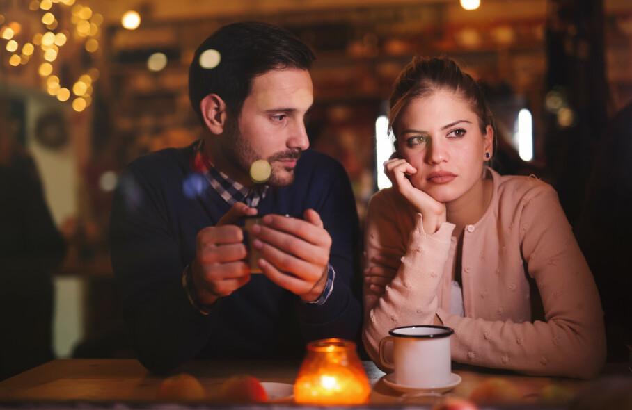 ÅPENT FORHOLD: Ifølge ekspert er det mange par som ikke lenger er kjærester på grunn av sexlivet, men på grunn av tryggheten. For disse er det kanskje helt i orden å ha sex med andre på si. FOTO: NTB Scanpix