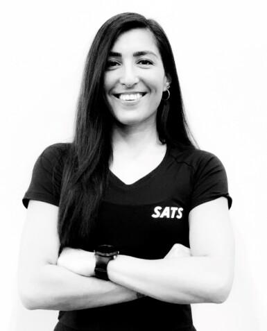 EKSPERTEN: Siri Christensen er personlig trener på SATS Solli plass i Oslo. FOTO: Privat