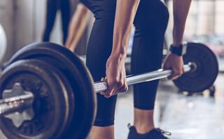 Så mye kan du øke forbrenningen med styrketrening