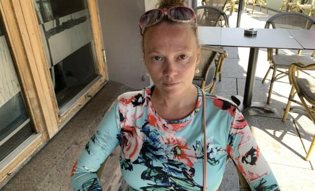 TAPTE: Marianne tapte i retten da hun saksøkte Nordea, om hun skal anke, er ikke avgjort. FOTO: Merete Sillesen