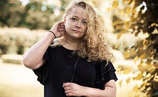 Eileen (44) er livredd for å bli skitten