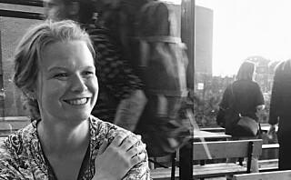 Skrev diktbok om Tinder:- Jeg var dritlei av alt tull