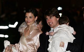 Hevder Tom Cruise har en «master plan» for å få datteren vekk fra moren