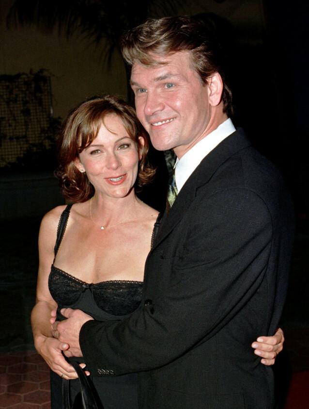 STOR SUKSESS: Mon tro Jennifer Grey og Patrick Swayze visste hvor stor Dirty Dancing faktisk kom til å bli? Foto: NTB Scanpix