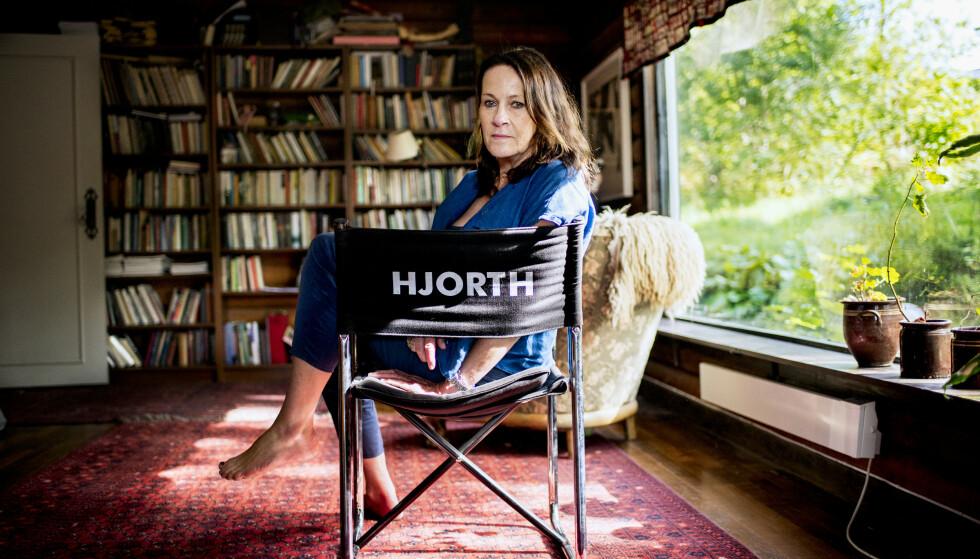 KUNSTNER: Vigdis Hjorth utforsker både kunsten og morsrollen i sin nye roman «Er mor død». FOTO: Klaudia Lech