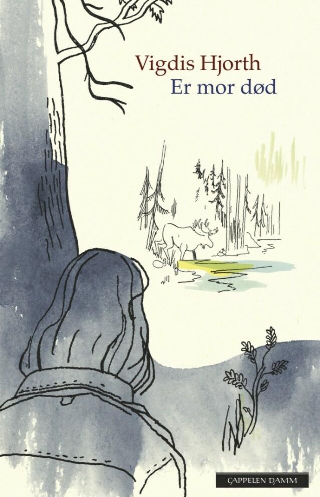 STALKER: Johanne går langt for å få sin mor i tale, i Vigdis Hjorths nye roman.