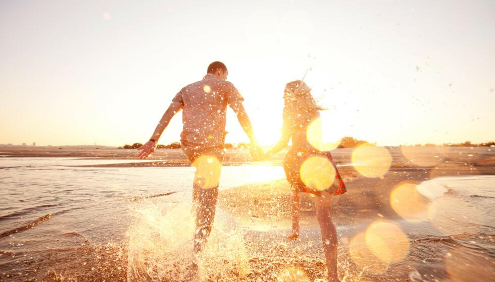OVERRASKENDE FUNN: Personlighetstrekk var ikke viktigst for lykkelige forhold, men heller det man bygger sammen over tid. FOTO: NTBScanpix