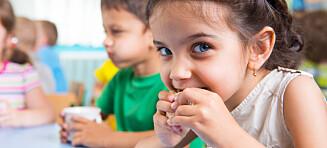 Skolemamma: - TV i matfriminuttet bør ikke være et fast innslag