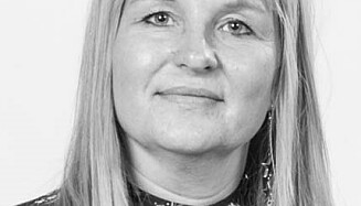 FORSKER PÅ PSYKISK HELSE I SKOLEN: Klassestørrelsen kan ifølge professor Camilla Lauritzen ha ulik påvirkning på barn. FOTO: Bjørn Kåre Iversen ved UiT- Norges Arktiske Universitet
