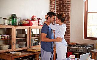 Dette gjør lykkelige par - hver eneste dag
