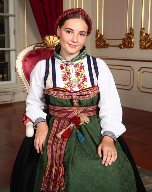 Ingrid Alexandra. Foto: NTB Scanpix