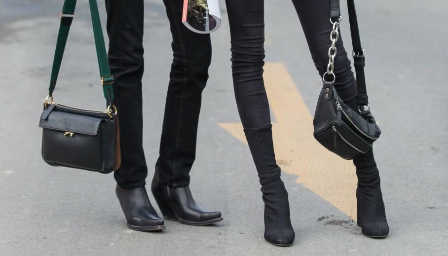 ILLUSJON AV LENGRE BEN: Både passform og detaljer på buksen spiller en rolle. FOTO: NTB Scanpix