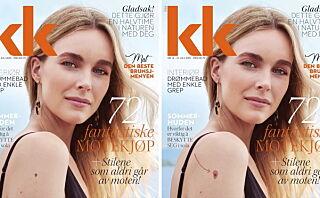 KK vant årets magasinforside
