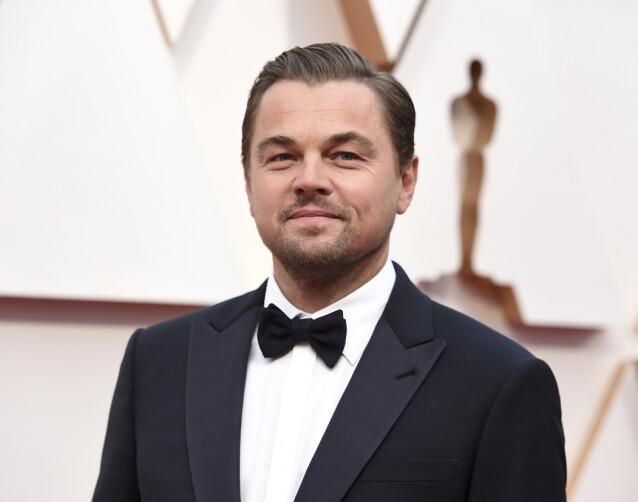<strong>TØFFE TAK:</strong> Leonardo DiCaprio har vært åpen om at han kommer fra fattige kår. I dag sitter han mildt sagt godt i det, og bruker stemmen sin å rette søkelyset på miljøvern. FOTO: NTBScanpix.