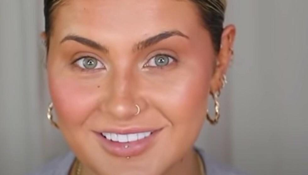 Se hva de enkle sminkejusteringene gjør med ansiktet