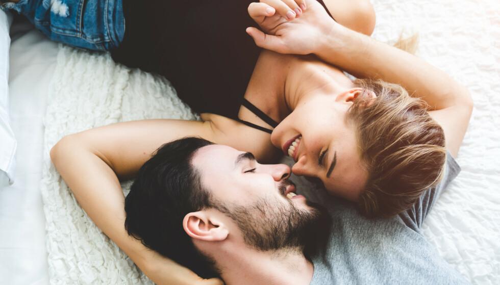 SEXVANER: At koronapandemien har gjort noe med sexvanene våre - enten vi er single eller i forhold - er det ingen tvil om. FOTO: NTB scanpix